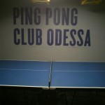 Odessa Ping Pong Club