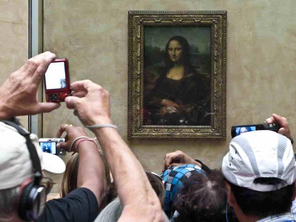 Mona Lisa fot: Łukasz Szeląg