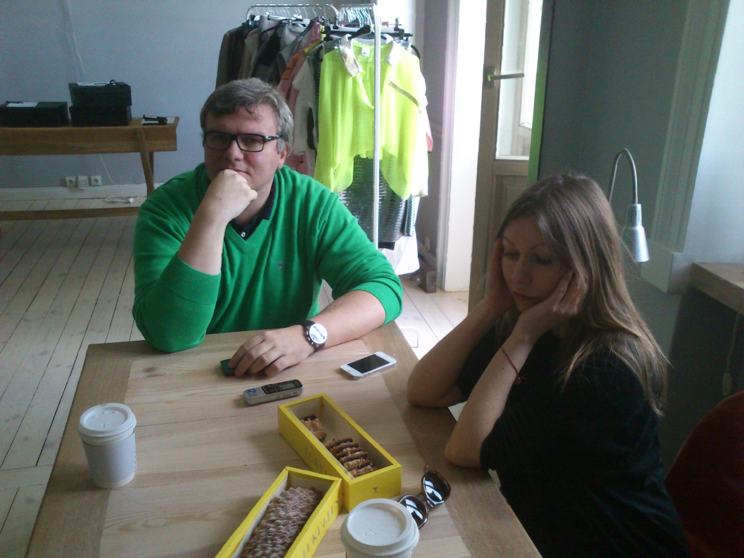 Ilona Majer i Rafał Michalak - MMC
