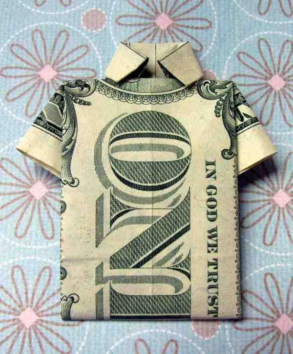 pieniadze w modzie