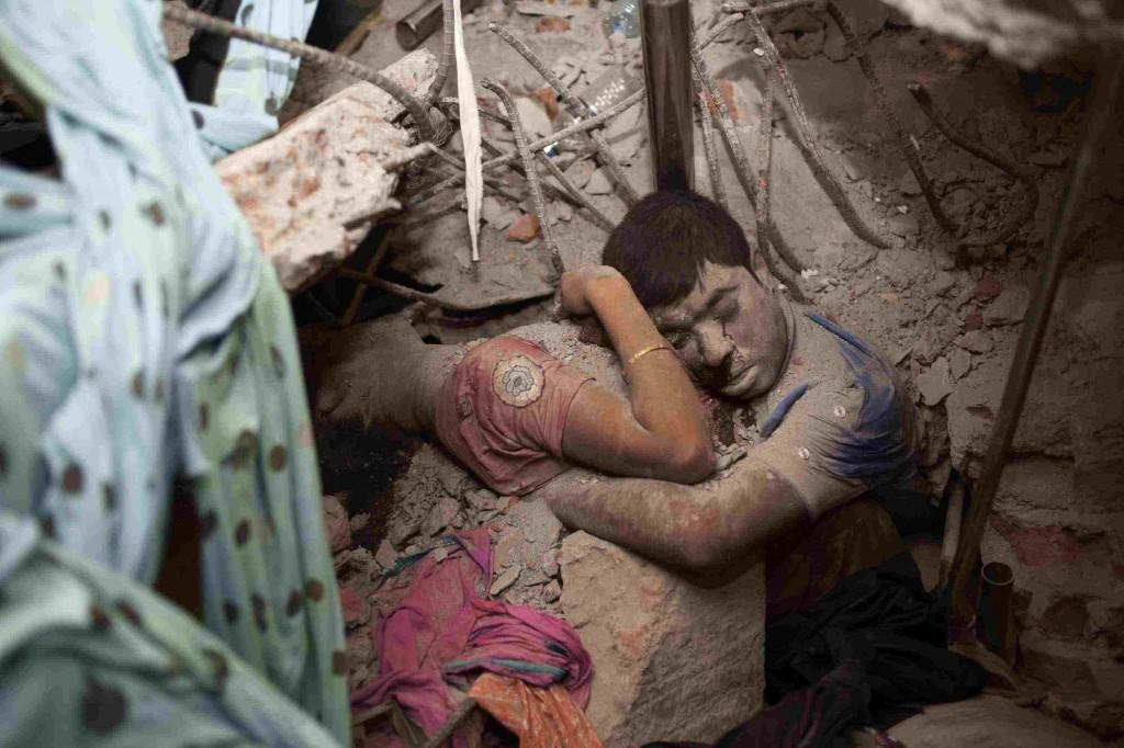 Katastrofa w Rana Bangladesz