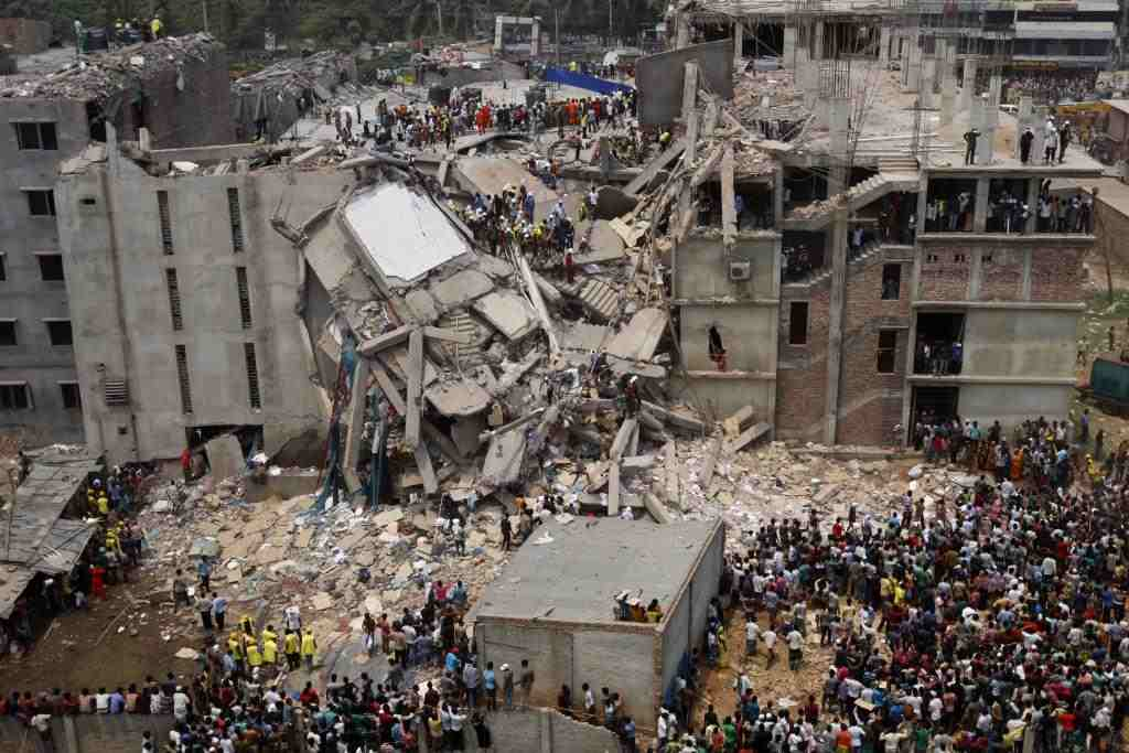 Katastrofa w Rana Bangladesz 2