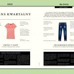 Ile kosztuje wyprodukowanie T-shirtu i dżinsów