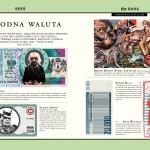 Projektanci i wymyślone przez nich banknoty