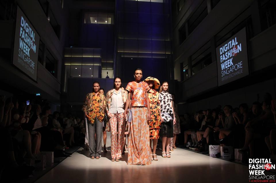 digital fashion show