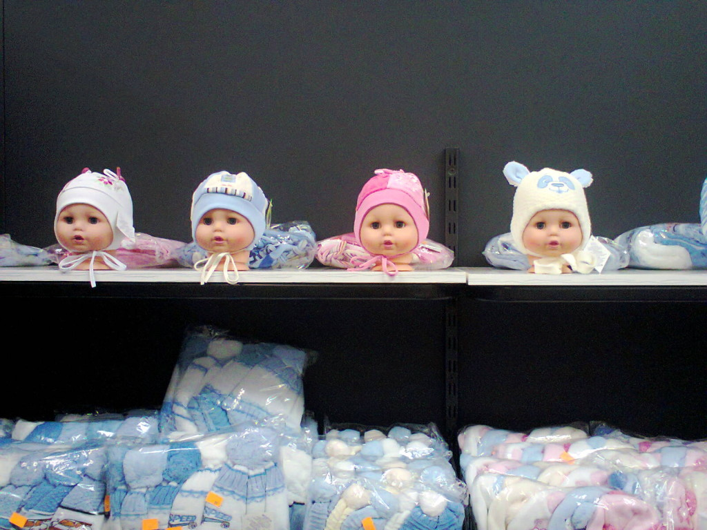 Ptak Expo - hurtowa sprzedaż czapek dziecięcych