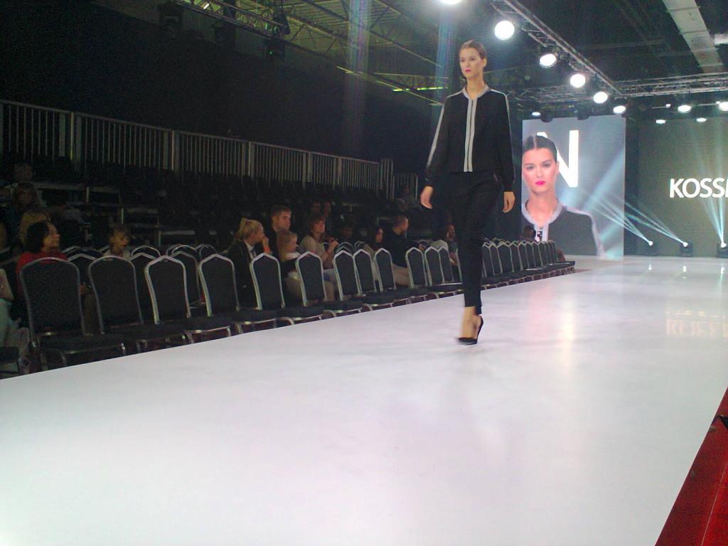 Ptak Expo - pokaz mody marki Kossmann