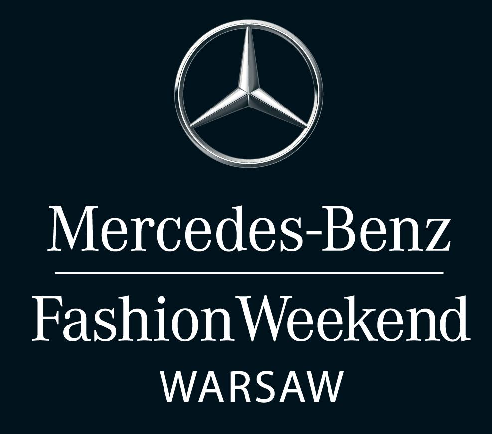 Mercedes FASHIONWEEKEND logo - wszystkie warianty razem
