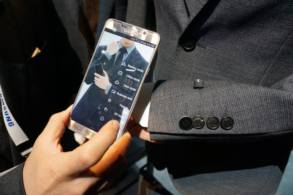 samsung smart suit