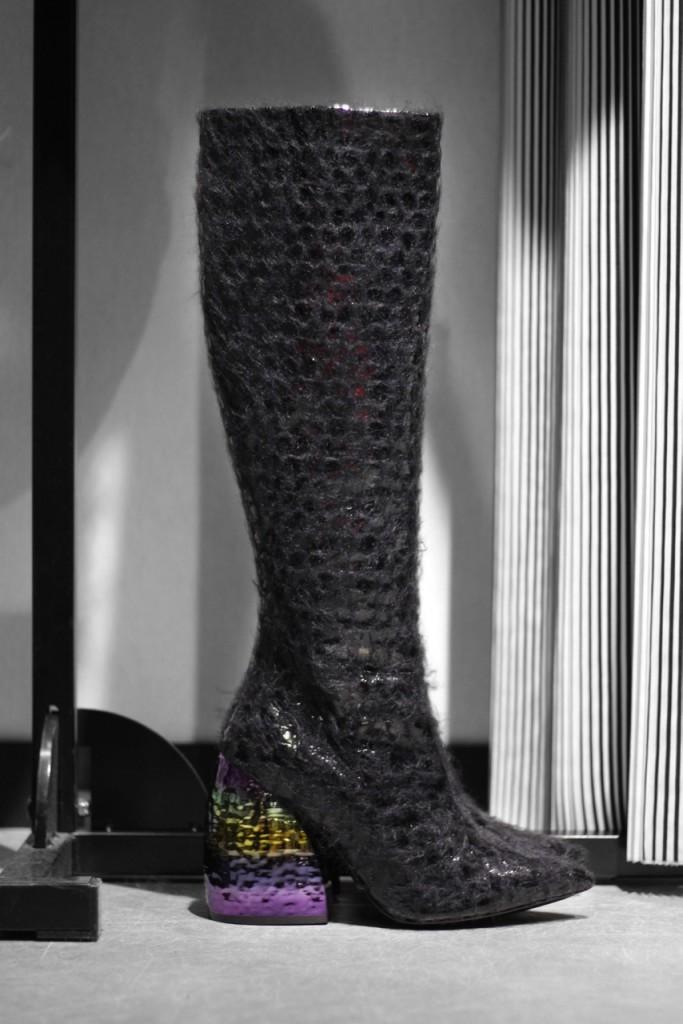 Gosia Baczyńska buty