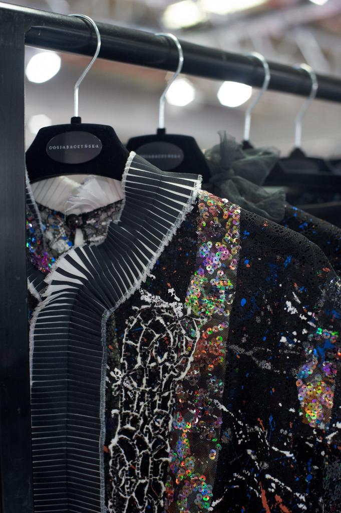 Gosia Baczyńska showroom Paris