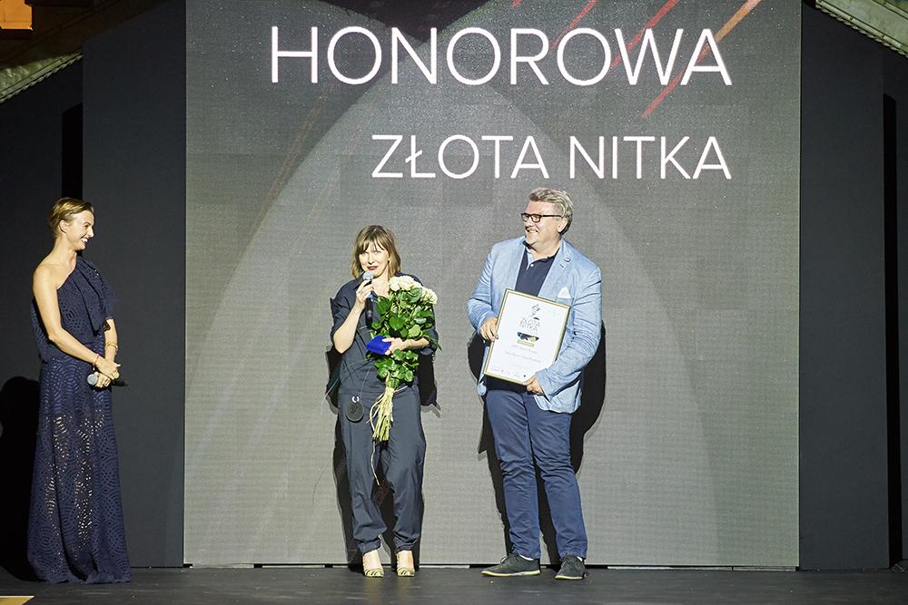 1Honorowa Złota Nitka