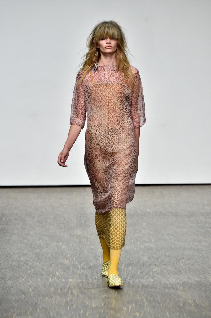 Dawid Tomaszewski Show - Mercedes-Benz Fashion Week Berlin Spring/Summer 2017