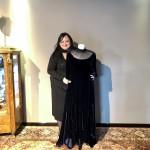 Historia jednej sukni – kreacja projektu Gosi Baczyńskiej na wręczenie literackiej nagrody Nobla Oldze Tokarczuk.